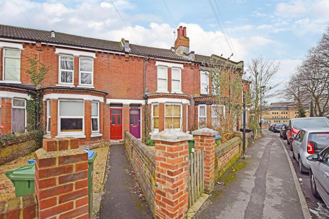 Thumbnail Terraced house to rent in Handel Terrace, Polygon, Southampton, Hampshire