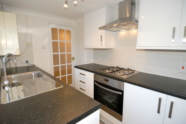 Kitchen. of School Road, East Molesey KT8