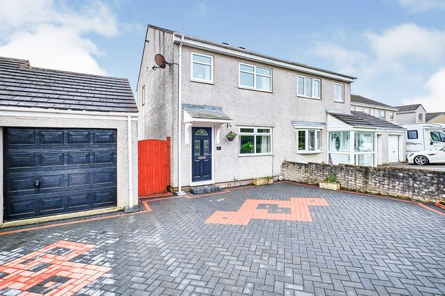 Thumbnail Semi-detached house for sale in Chatsworth Drive, Whitehaven, Cumbria