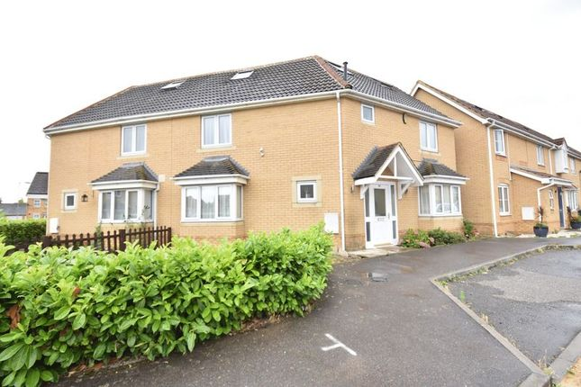 Thumbnail Terraced house to rent in Morgan Close, Leagrave, Luton