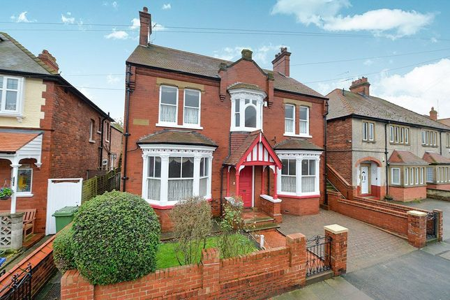Thumbnail Detached house to rent in Belgrave Road, Bridlington