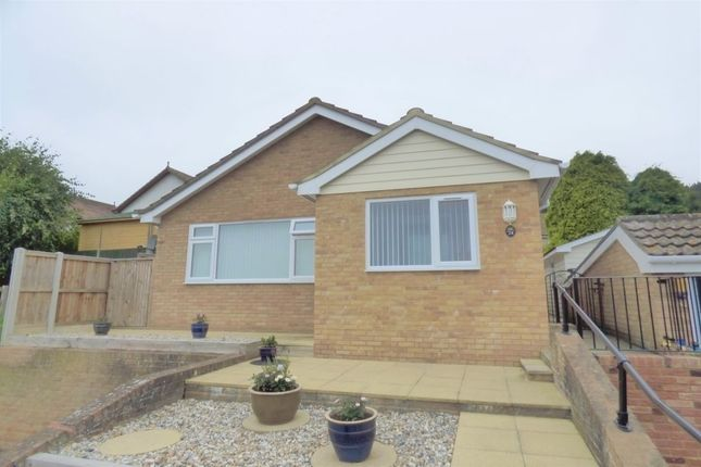 Thumbnail Bungalow for sale in Meadowbrook, Sandgate, Folkestone