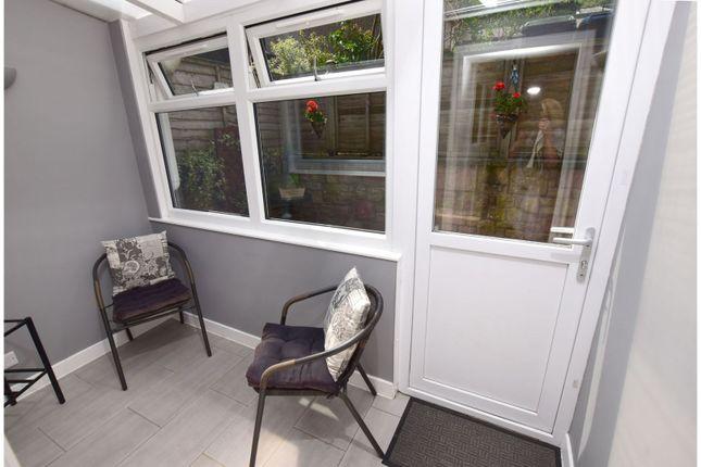 Rear Porch of Abbotsford Road, Galashiels TD1