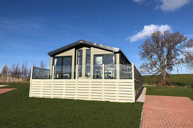 Thumbnail Detached bungalow for sale in Cockburnspath Park, Cockburnspath