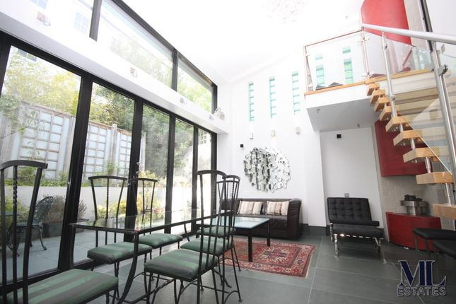 Thumbnail Terraced house to rent in Abbots Place, South Hampstead