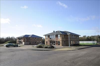 Thumbnail Office for sale in Unit 16 Wellington Park, Beacon Park, Great Yarmouth, Norfolk