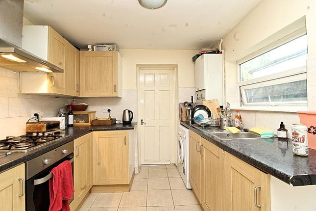 Thumbnail Terraced house to rent in Carlton Road, London