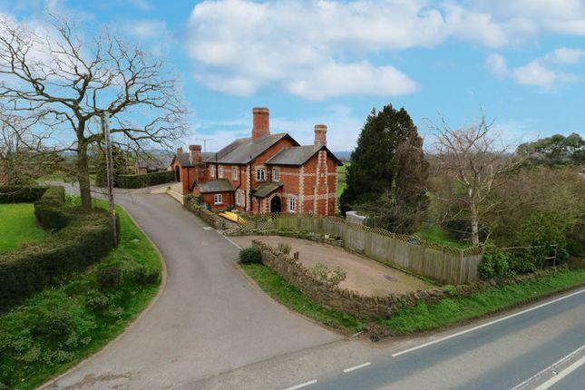 Thumbnail Semi-detached house for sale in Hillside East, Haselbury Plucknett