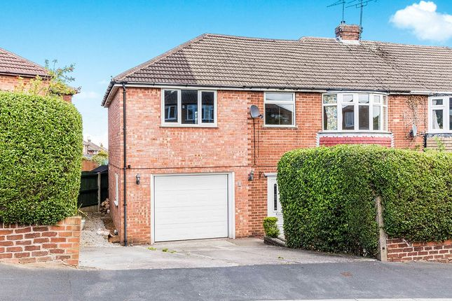4 bed semi-detached house to rent in Davids Drive, Wingerworth, Chesterfield, Derbyshire S42