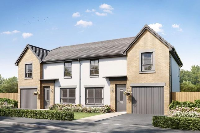 """3 bed semi-detached house for sale in """"Duart"""" at Kingswells, Aberdeen AB15"""