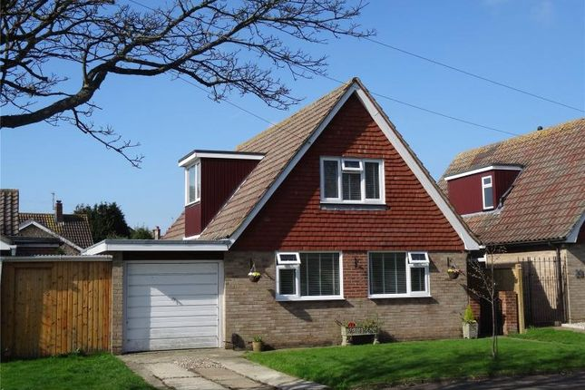 Thumbnail Detached house for sale in Alfriston Road, Broadwater, Worthing