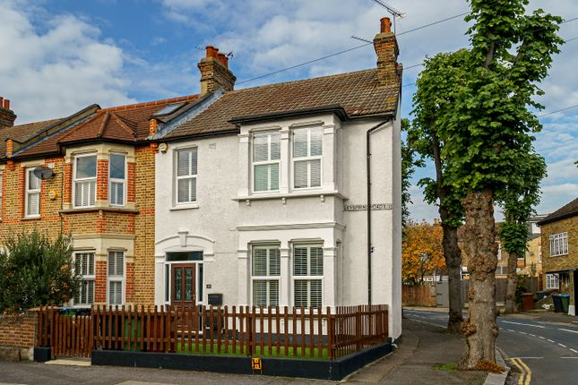 Thumbnail End terrace house for sale in Leyspring Road, London