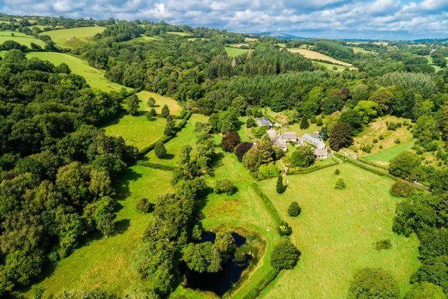 Thumbnail Detached house for sale in Lustleigh, Dartmoor, Devon TQ13.