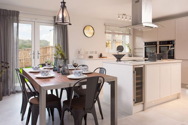 "Thumbnail Mews house for sale in ""The Harewood"" at Low Hall Road, Horsforth, Leeds"