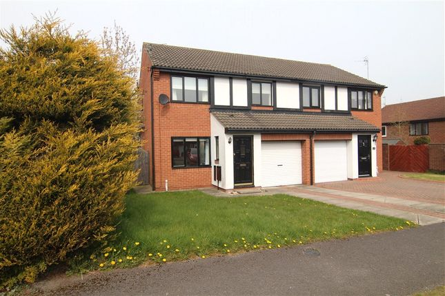3 bed semi-detached house for sale in Ryelands Way, Pity Me, Durham DH1