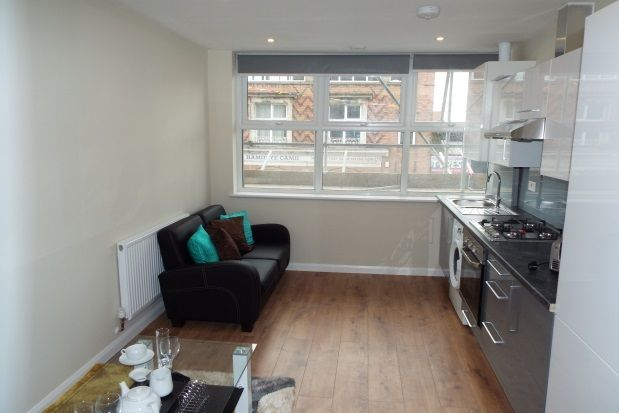 Thumbnail Flat to rent in Kimberley House, Leicester