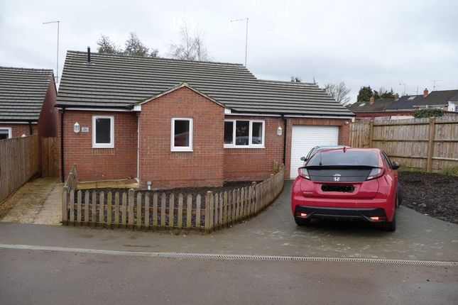 Thumbnail Bungalow to rent in Abbots Way, Northampton