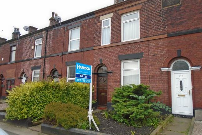 Terraced house to rent in Tottington Road, Bury
