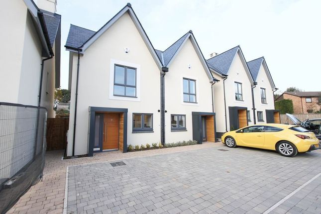 Thumbnail Terraced house to rent in Clevedon Hall, Elton Road, Clevedon