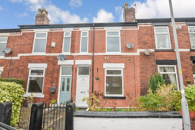 2 bed terraced house to rent in Hampden Road, Prestwich, Manchester M25