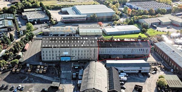 Thumbnail Light industrial to let in Bay 5, Rosemount Estate, Huddersfield Road, Elland