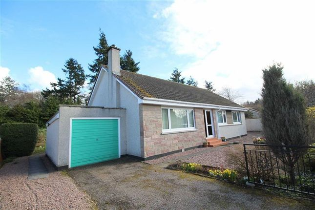 Thumbnail Detached bungalow for sale in 27, Drumdevan Road, Inverness