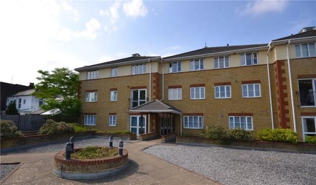Thumbnail Flat for sale in St. Michaels Place, St. Michaels Road, Camberley