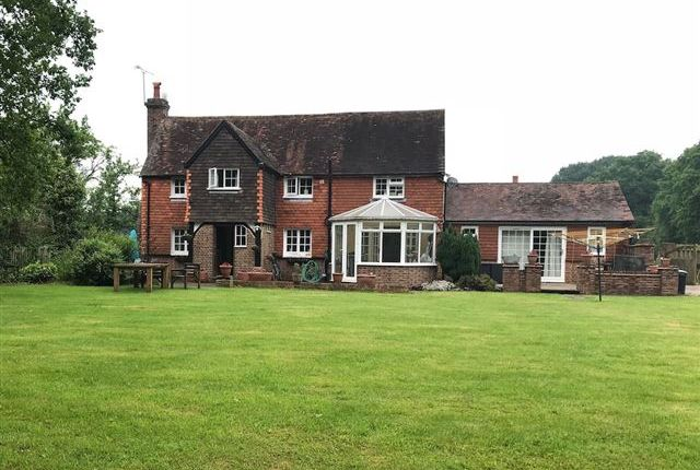 Thumbnail Detached house for sale in Dowlands Lane, Copthorne, Crawley, West Sussex