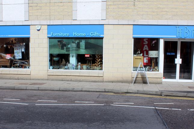 Retail premises for sale in The Byre, Strothers Lane, Inverness
