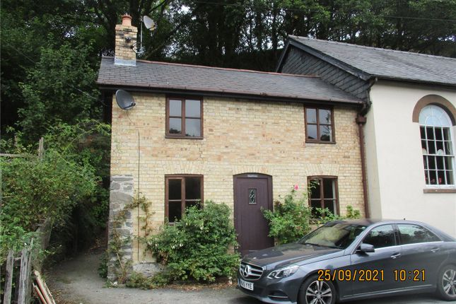 Thumbnail Semi-detached house to rent in Chapel House, Cwmbelan, Llanidloes, Powys