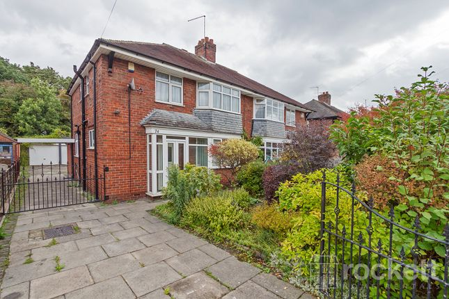 Thumbnail Semi-detached house to rent in Maythorne Road, Longton, Stoke-On-Trent