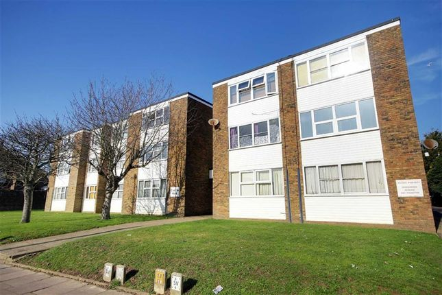 Thumbnail Flat for sale in Carlton House, Littlehampton Road, Worthing, West Sussex
