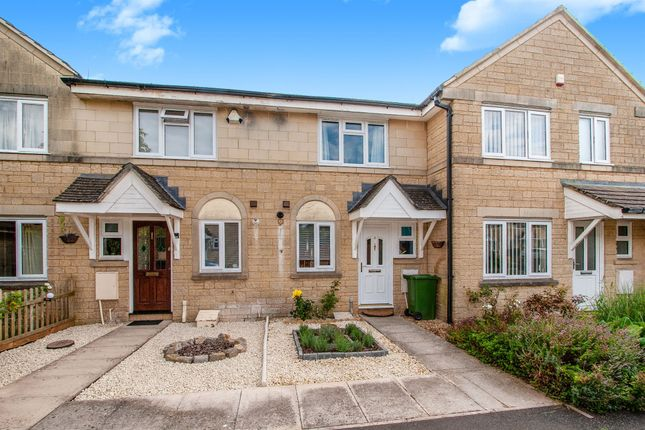Thumbnail Terraced house for sale in Spruce Way, Odd Down, Bath