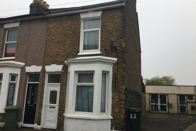 Thumbnail Terraced house for sale in Harris Road, Sheerness