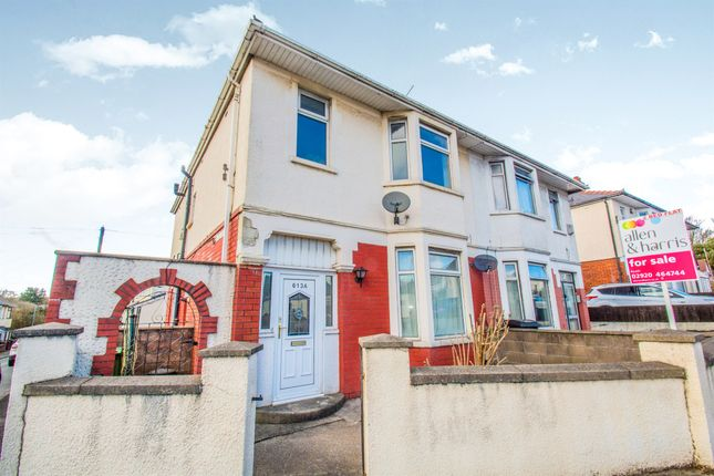 Flat for sale in Newport Road, Rumney, Cardiff