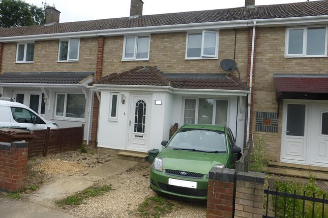 Thumbnail Terraced house to rent in Selsey Road, Corby