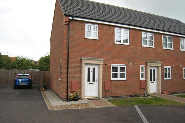 Thumbnail Property to rent in Piccard Drive, Spalding, Lincolnshire