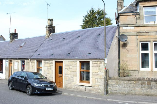 Thumbnail Cottage to rent in Main Street, Cambusbarron