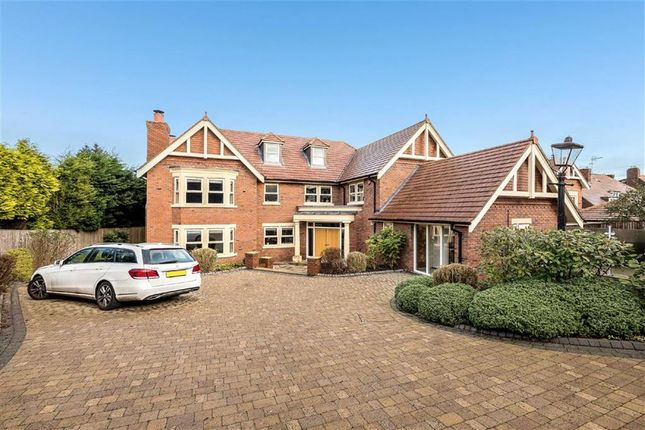 Thumbnail Detached house for sale in Walton Avenue, Pannal, North Yorkshire