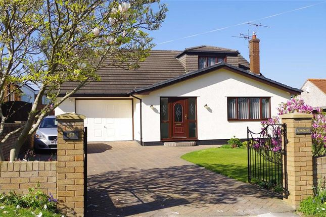 Thumbnail Detached bungalow for sale in Mold Road, Connah's Quay, Deeside