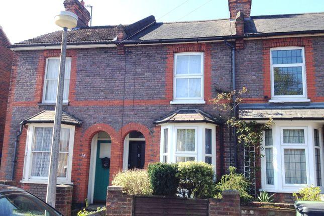 Thumbnail Terraced house to rent in Weymouth Street, Hemel Hempstead