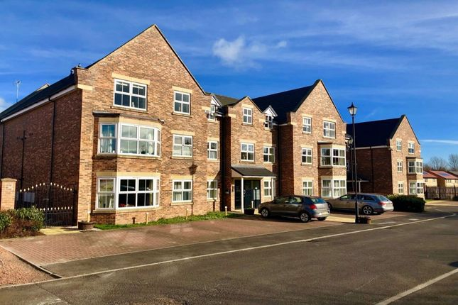 Thumbnail Flat for sale in The Copse, Guisborough
