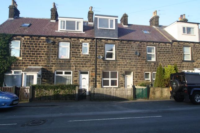 3 bed terraced house to rent in East Parade, Ilkley LS29