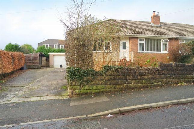 Thumbnail Semi-detached bungalow for sale in Heol Faen, Garth, Maesteg, Mid Glamorgan