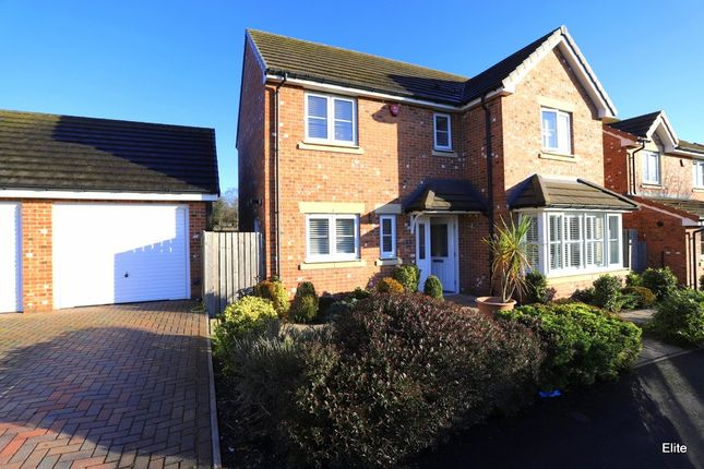Thumbnail Detached house for sale in Elm Crescent, Birtley, Chester Le Street
