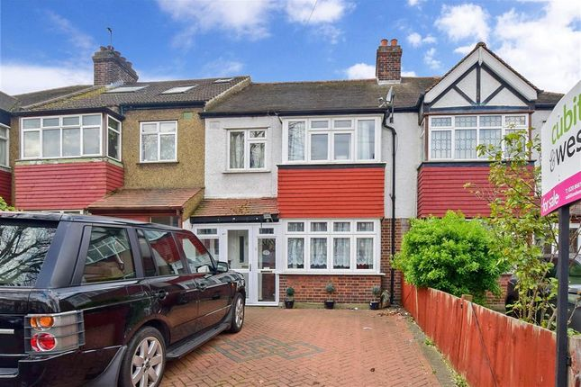 Thumbnail Terraced house for sale in Church Hill Road, Cheam, Surrey