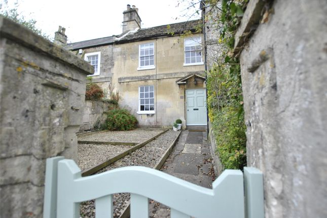 Thumbnail Terraced house for sale in High Street, Bathford, Somerset