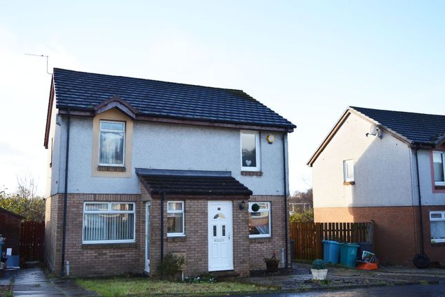 Thumbnail Semi-detached house for sale in Cherrybank Walk, Airdrie