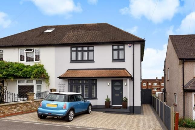 Thumbnail Semi-detached house for sale in Kirby Close, Loughton, Essex