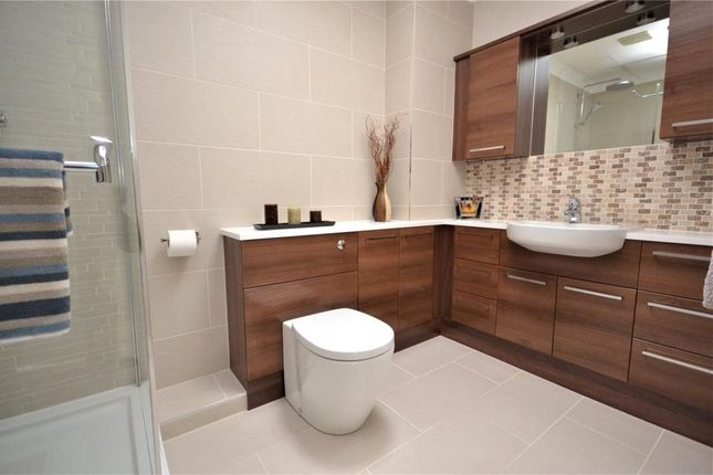Shower Room of Lake View, St. Mellion, Saltash, Cornwall PL12